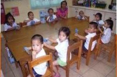 PHILIPPINES : « A home for the infants » - Premier compte-rendu d'activité 2
